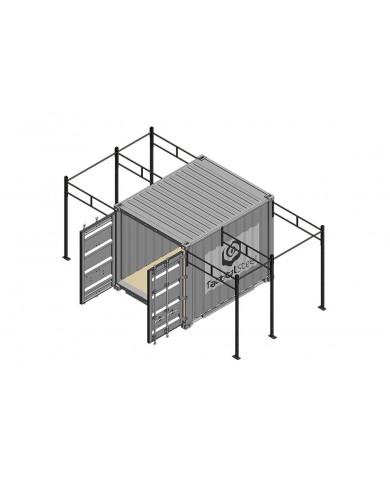 Container 10' M4