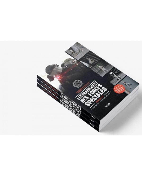 Livre L'entraînement des forces spéciales - Tactical Fit